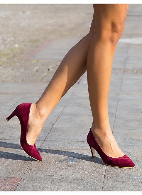 Mecrea Ayakkabı Bordo